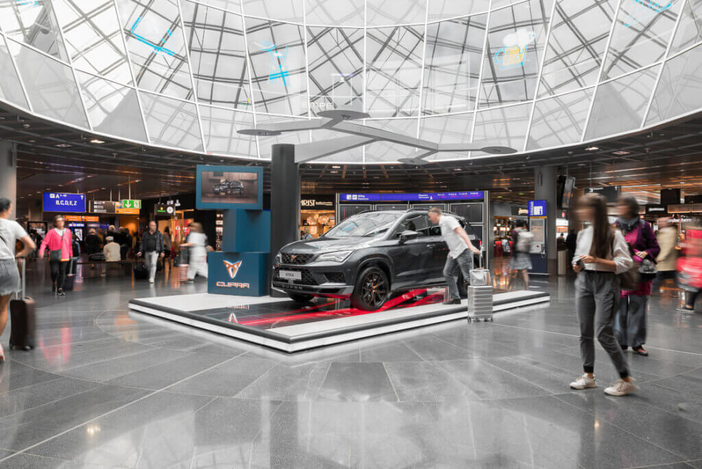 Flughafen Frankfurt Showcase