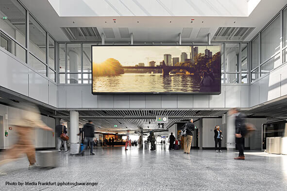 Case Study Flughafen Frankfurt